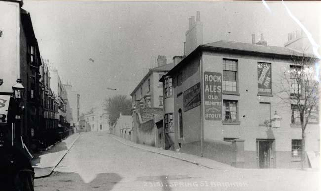 Windmill pub | Image reproduced with permission from Brighton History Centre