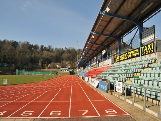 Withdean Sports Complex | Photo by Tony Mould