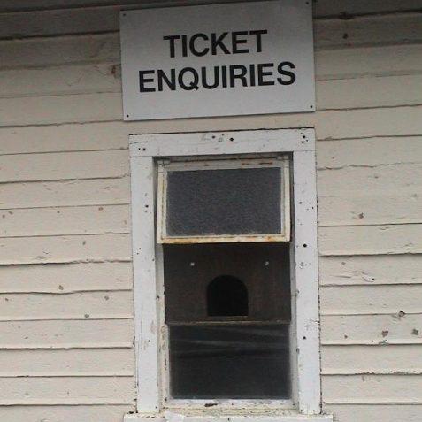 Ticket Enquiries | Photo by David Lockie
