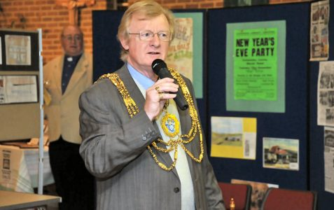 Woodingdean 'Then and Now'' exhibition