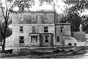 Woodingdean House - probably in early 50s | From the private collection of Jennifer Drury