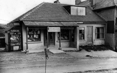Where was Woodingdean Post office?
