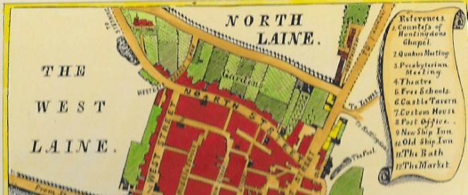 North Laine History website