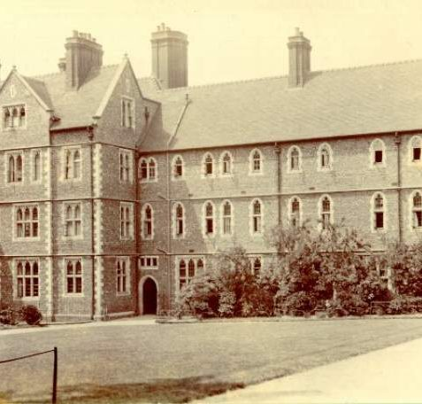 Brighton College, c. 1910: Photograph of Brighton College on Eastern Road | Image reproduced with kind permission from Brighton and Hove in Pictures by Brighton and Hove City Council