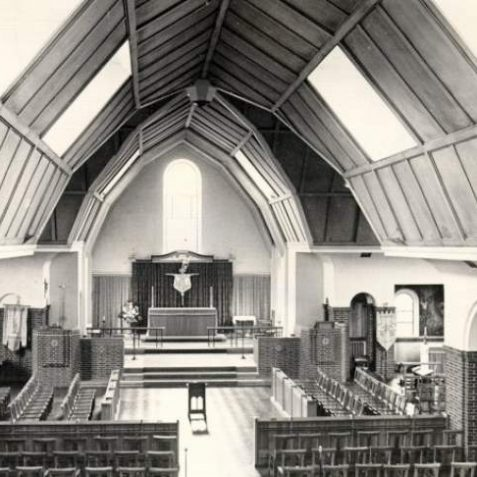 Interior of St Andrew's church | Image reproduced with kind permission from Brighton and Hove in Pictures by Brighton and Hove City Council