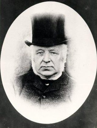 Edward Sattin, Master of Brighton workhouse, Date unknown: Portrait of Edward Sattin, master of Brighton Workhouse from 1859-1891. | Image reproduced with kind permission from Brighton and Hove in Pictures by Brighton and Hove City Council