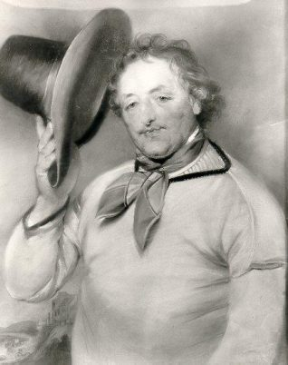 Smoaker Miles, c1800. Portrait of Smoaker Miles, bathing machine attendant. | Image reproduced with kind permission from Brighton and Hove in Pictures by Brighton and Hove City Council