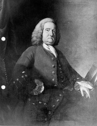 Dr Richard Russell (1687-1759) | Image reproduced with kind permission from Brighton and Hove in Pictures by Brighton and Hove City Council