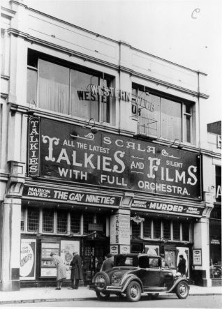 Scala Cinema, Western Road, 1930 | Image reproduced with kind permission from Brighton and Hove in Pictures by Brighton and Hove City Council