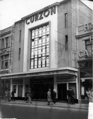 Curzon Kinema, Western Road, c. 1930s | Image reproduced with kind permission from Brighton and Hove in Pictures by Brighton and Hove City Council