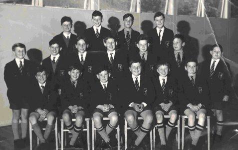 Class photo c1960s