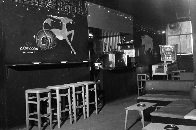 The Zodiac Coffee Bar | Photo by Chris Kisko